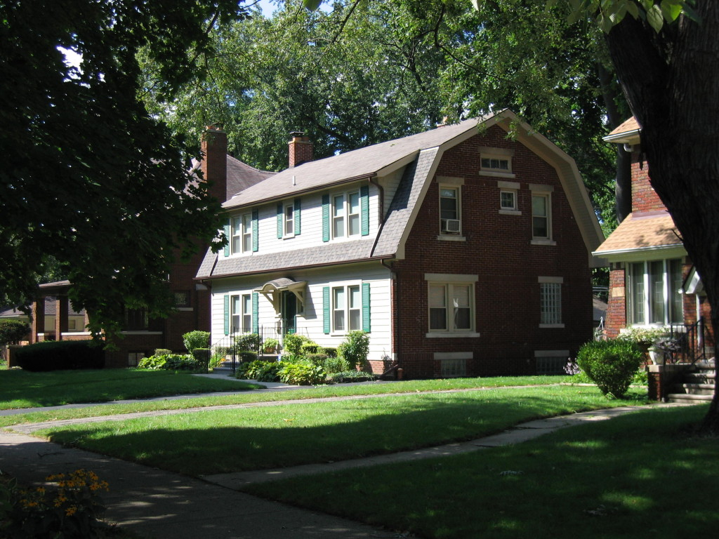 Grandmont Rosedale Development Corporation Single Family Residence Renovation - Detroit, MI