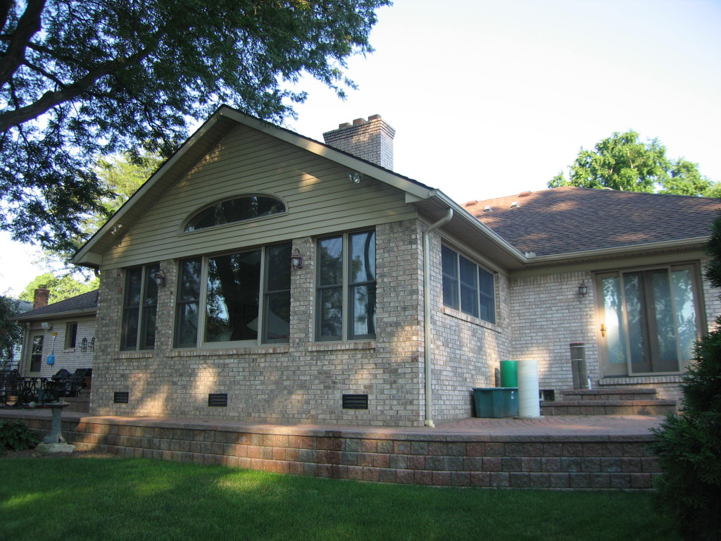 Private Residence Sunroom Addition & Swimming Pool Pavement  - Novi, MI